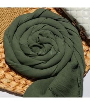 hijab jazz vert