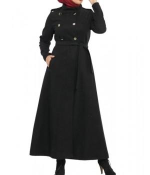 manteau long hiver mastour