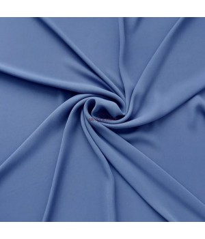 hijab bleu